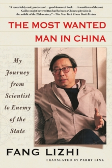 The Most Wanted Man in China : My Journey from Scientist to Enemy of the State, Paperback / softback Book