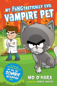 My FANGtastically Evil Vampire Pet, Hardback Book
