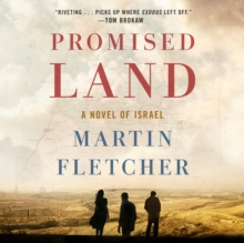Promised Land : A Novel of Israel, eAudiobook MP3 eaudioBook