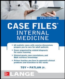Case Files Internal Medicine, Fifth Edition, Paperback / softback Book