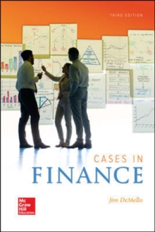 Cases in Finance, Paperback / softback Book