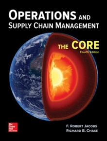 Operations and Supply Chain Management: The Core, Hardback Book