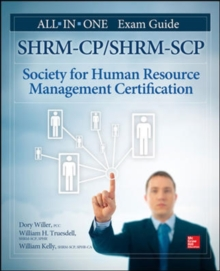 SHRM-CP/SHRM-SCP Certification All-in-One Exam Guide, Paperback / softback Book