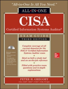 CISA Certified Information Systems Auditor All-in-One Exam Guide, Third Edition, Book Book