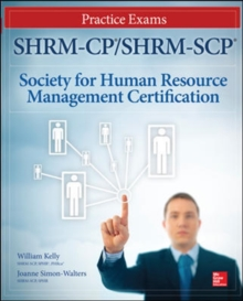 SHRM-CP/SHRM-SCP Certification Practice Exams, Book Book
