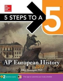 5 Steps to a 5: AP European History 2017, Paperback Book
