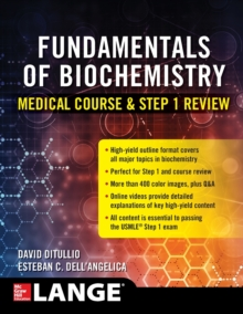 Biochemistry Course and Step 1 Review, Paperback / softback Book