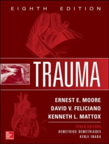 Trauma, Eighth Edition, Hardback Book