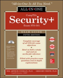 CompTIA Security+ All-in-One Exam Guide, Fifth Edition (Exam SY0-501), Hardback Book