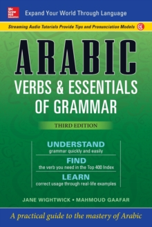 Arabic Verbs & Essentials of Grammar, Third Edition, Paperback / softback Book