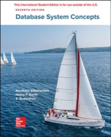 Database System Concepts, Paperback / softback Book