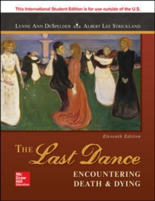 ISE The Last Dance: Encountering Death and Dying, Paperback / softback Book