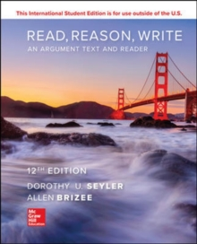 ISE Read, Reason, Write, Paperback / softback Book