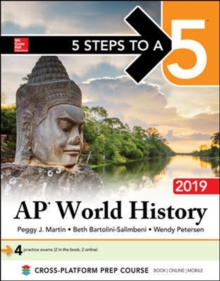 5 Steps to a 5: AP World History 2019, Paperback / softback Book