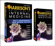 Harrison's Principles of Internal Medicine Self-Assessment and Board Review, 19th Edition and Harrison's Manual of Medicine 19th Edition VAL PAK, Mixed media product Book