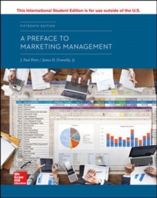 A Preface to Marketing Management, Paperback / softback Book