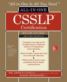 CSSLP Certification All-in-One Exam Guide, Second Edition, Paperback / softback Book