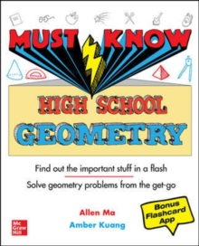 Must Know High School Geometry, Paperback / softback Book
