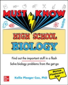 Must Know High School Biology, Paperback / softback Book