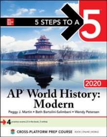 5 Steps to a 5: AP World History: Modern 2020, Paperback / softback Book