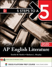5 Steps to a 5: AP English Literature 2020, Paperback / softback Book
