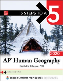 5 Steps to a 5: AP Human Geography 2020, Paperback / softback Book