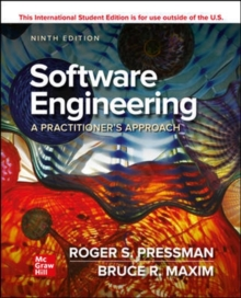 Software Engineering: A Practitioner's Approach, Paperback / softback Book