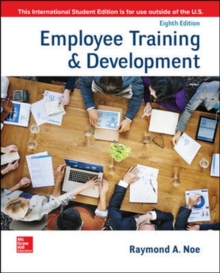 Employee Training & Development, Paperback / softback Book