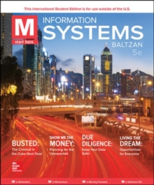 ISE M: Information Systems, Paperback / softback Book