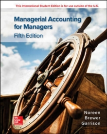 Managerial Accounting for Managers, Paperback / softback Book