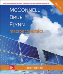 Macroeconomics Brief Edition, Paperback / softback Book