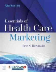 Essentials Of Health Care Marketing, Hardback Book