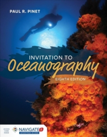 Invitation To Oceanography, Hardback Book