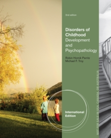 Disorders of Childhood : Development and Psychopathology, International Edition, Paperback / softback Book