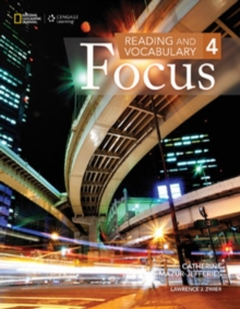 Reading and Vocabulary Focus 4, Paperback / softback Book