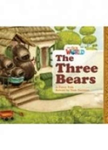 Our World Readers: The Three Bears Big Book, Pamphlet Book