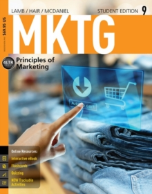 MKTG 9 (with Online, 1 term (6 months) Printed Access Card), Mixed media product Book