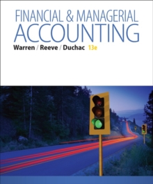 Financial & Managerial Accounting, Hardback Book