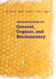 Introduction to General, Organic and Biochemistry, Hardback Book