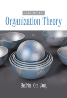 Classics of Organization Theory, Paperback / softback Book