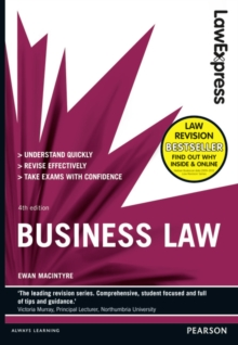 Law Express: Business Law (Revision Guide), Paperback Book