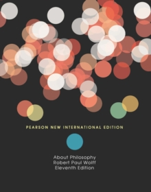 About Philosophy: Pearson New International Edition, Paperback Book