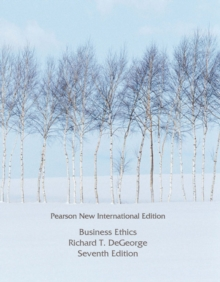 Business Ethics: Pearson New International Edition, Paperback / softback Book