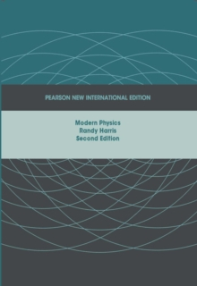 Modern Physics: Pearson New International Edition, Paperback / softback Book