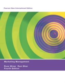 Marketing Management: Pearson New International Edition, Paperback / softback Book