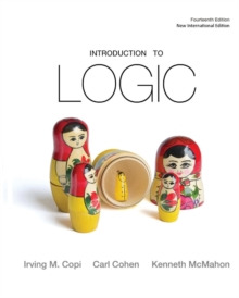 Introduction to Logic, Paperback Book