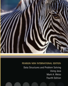 Data Structures and Problem Solving Using Java: Pearson New International Edition, Paperback / softback Book