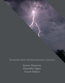 System Dynamics: Pearson New International Edition, Paperback / softback Book