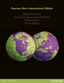 Digital Electronics A Practical Approach By William Kleitz Pdf