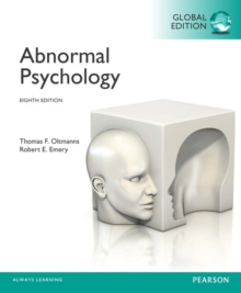 Abnormal Psychology with MyPsychLab, Global Edition, Mixed media product Book
